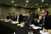 Dirigentes das entidades realizaram, na Fiergs, o lançamento da quinta edição do Avisulat