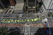Ato em São Paulo ocorreu mais uma vez na Avenida Paulista