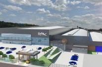 Primeira fase do projeto prevê o aumento da área construída de pavilhões em 16 mil metros quadrados