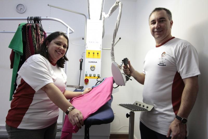 Fabíola Braga Torres e Alex Cardoso abriram a Maria Passadeira em novembro