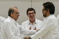 Anúncio foi feito por La Calle, do governo, e Iván Márquez, das Farc