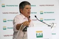 Machado comandou a Transpetro durante contrato com o Rio Tietê