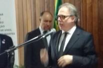 José Carlos Estefenon criticou impostos em Brasília