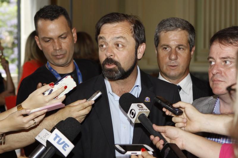 Para Luiz Carlos Folador, presidente da Famurs, acordo pode ser visto com otimismo
