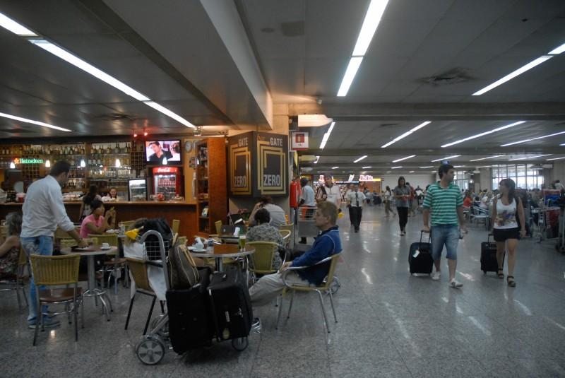 Cálculos indicam que prejuízo da Infraero com o aeroporto carioca já teria alcançado a cifra de R$ 1 bilhão