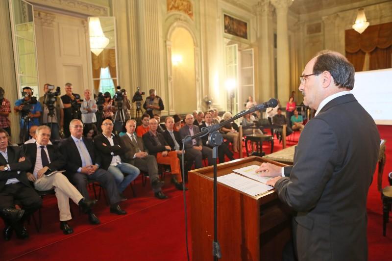 Sartori anunciou a sexta fase do Ajuste Fiscal Gaúcho