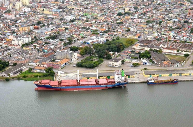 Serão investidos em torno de R$ 20 milhões na revitalização do porto público de Pelotas