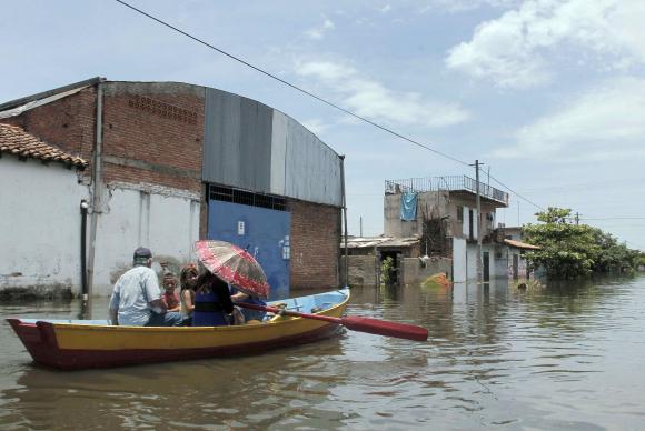 Paraguai registra a pior situação com mais de 130 mil desabrigados