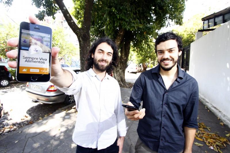 Ebling e Antunes colocaram projeto na rua em versão beta: 'se deixar para depois, alguém faz antes'