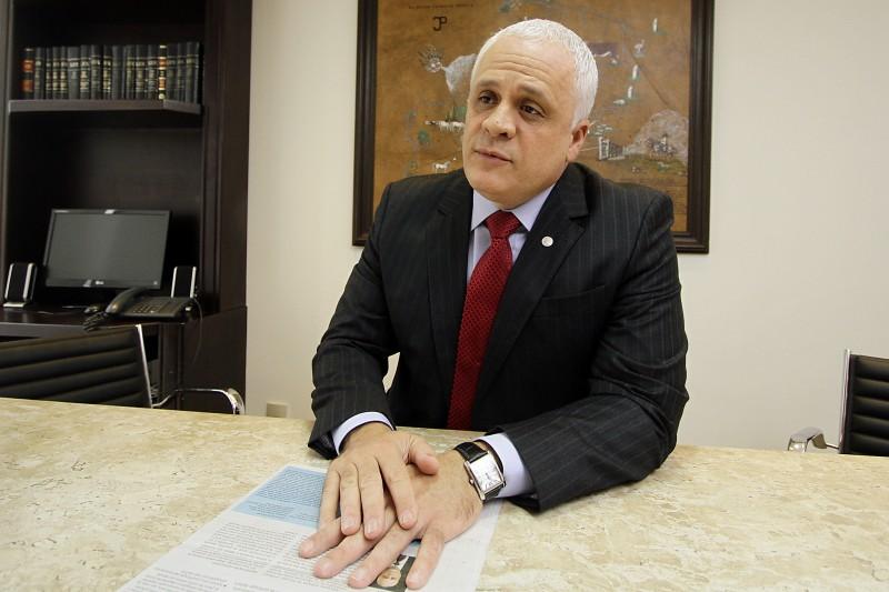 Entrevista com o candidato da chapa 1 à presidência da OAB - chapa OAB MAIS-, Ricardo Ferreira Breier.