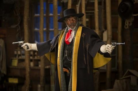 Samuel L. Jackson está no elenco do longa de faroeste Os oito odiados