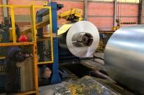 O aço é fundamental para quase toda a indústria nacional