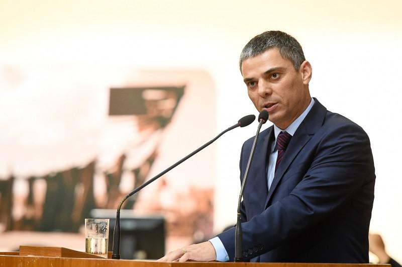 Trogildo assumiu presidência da Câmara de Porto Alegre nesta segunda-feira
