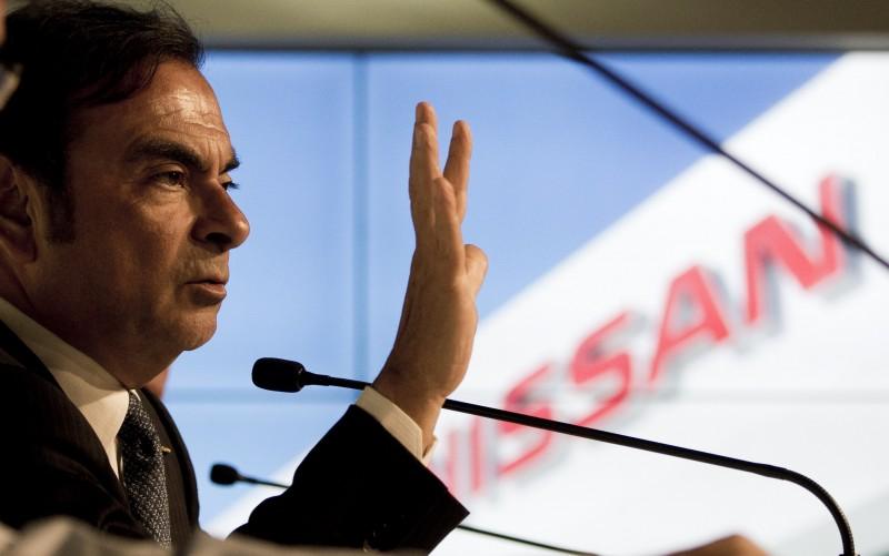 Ghosn vê crise no setor, mas confirma os investimentos da Nissan