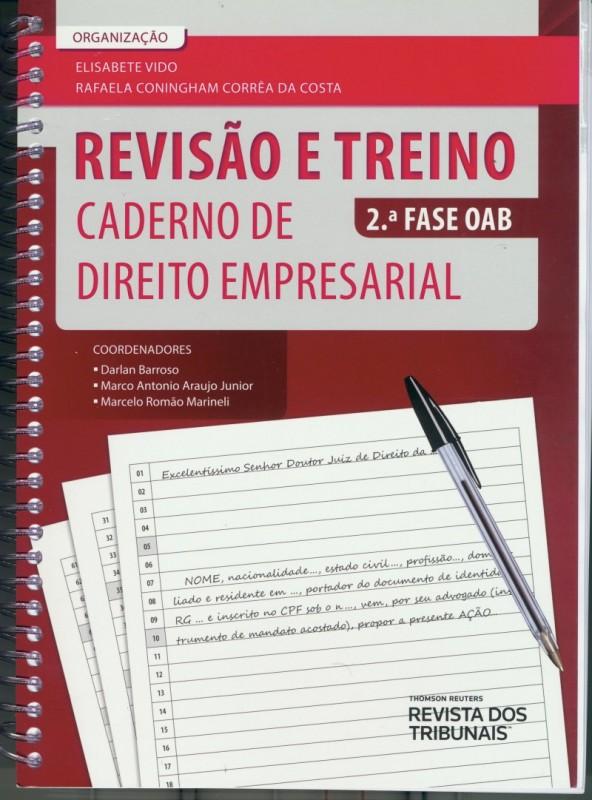 revisão e treino direito empresarial