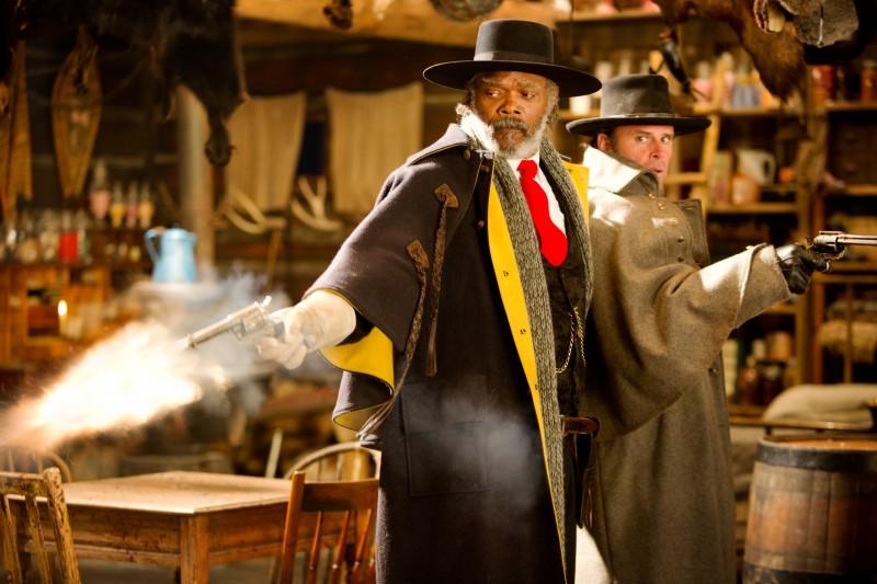 Samuel L. Jackson protagoniza Os oito odiados, novo filme de Quentin Tarantino