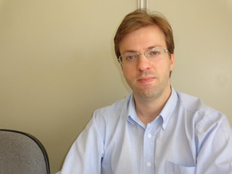Juliano Heinen, chefe da Equipe de Recursos da Procuradoria Fiscal