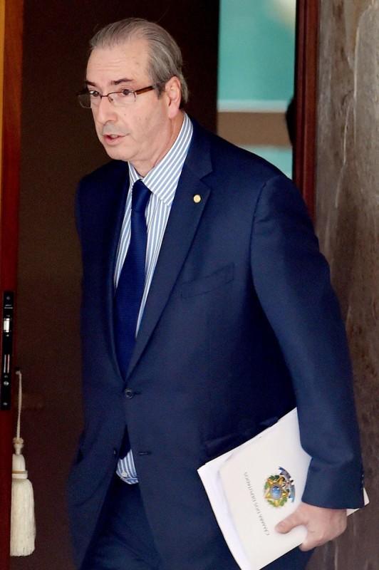 Prazo para Eduardo Cunha se manifestar começa em fevereiro