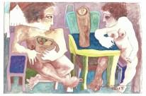 >> Galeria Gravura sedia exposição de Ondina Pozoco