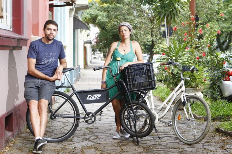 Entrevista do GeraçãoE com Roger Cardoso, da Cuore, que produz vestuário para ciclismo urbano