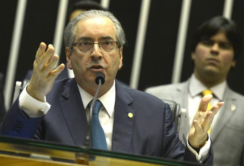O presidente da Câmara, Eduardo Cunha, teve sigilos quebrados