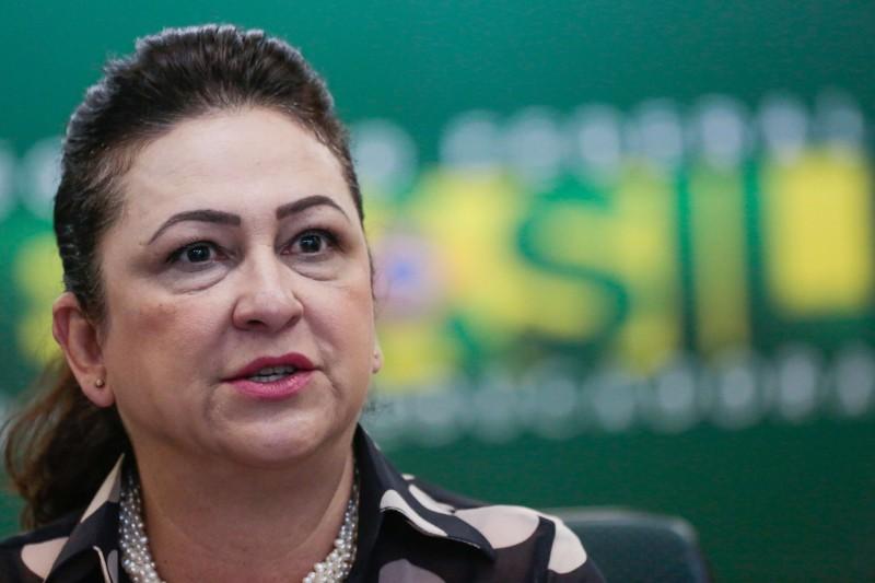 Ministra assegurou que pretende aumentar o orçamento por meio da redução de gastos