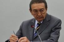 O ministro de Minas e Energia, Edison Lobão
