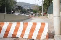 Impasse sobre liberação de área da Brigada Militar atrasou o cronograma das obras