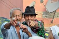 Samba na Fundação Iberê