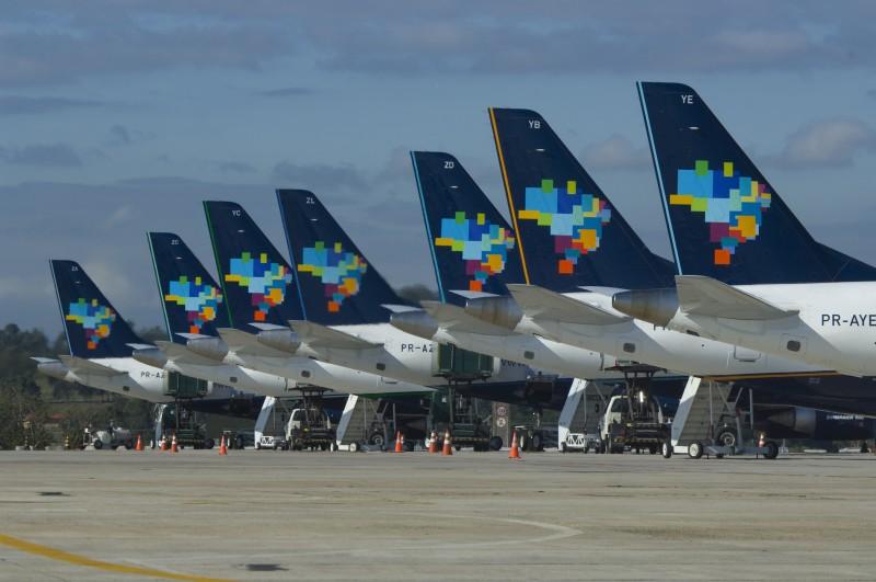 Azul opera atualmente com 144 aeronaves e vai receber até o final do ano mais seis Airbus A320
