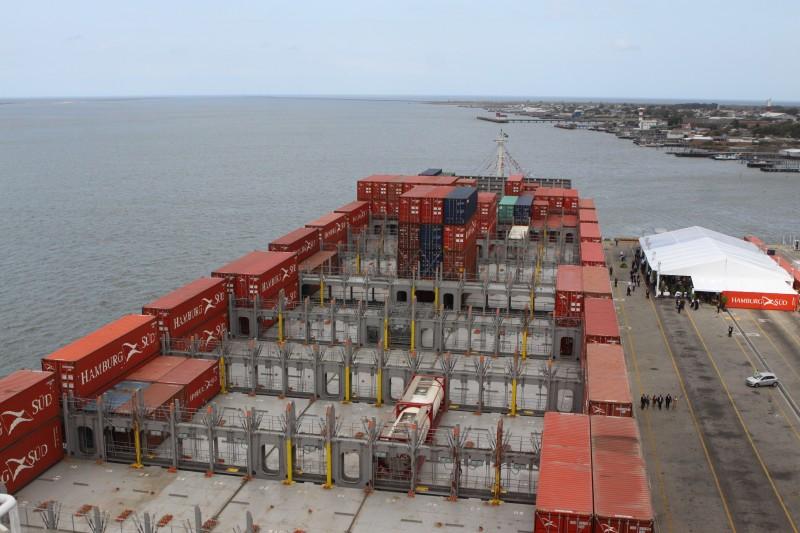 Rio Grande do Sul segue como o quinto maior exportador do Brasil
