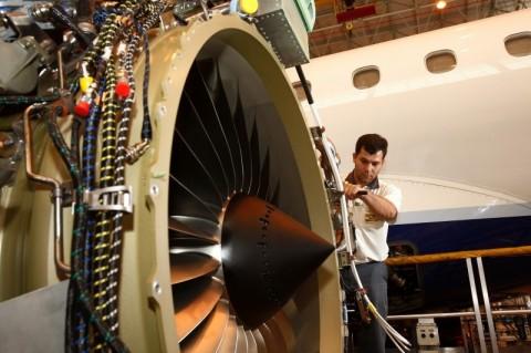 Embraer não atinge guidance de 2017 para Ebit e Ebitda