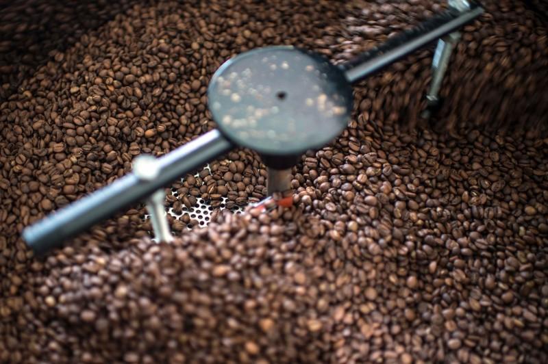 O consumo per capita em 2015 foi 4,90 kg/habitante/ano de café torrado e moído