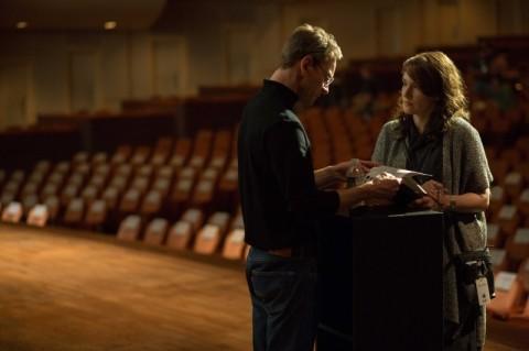 Michael Fassbender e Kate Winslet estrelam Steve Jobs