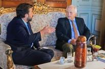 Mudança foi informada ao governador em exercício José Paulo Cairoli