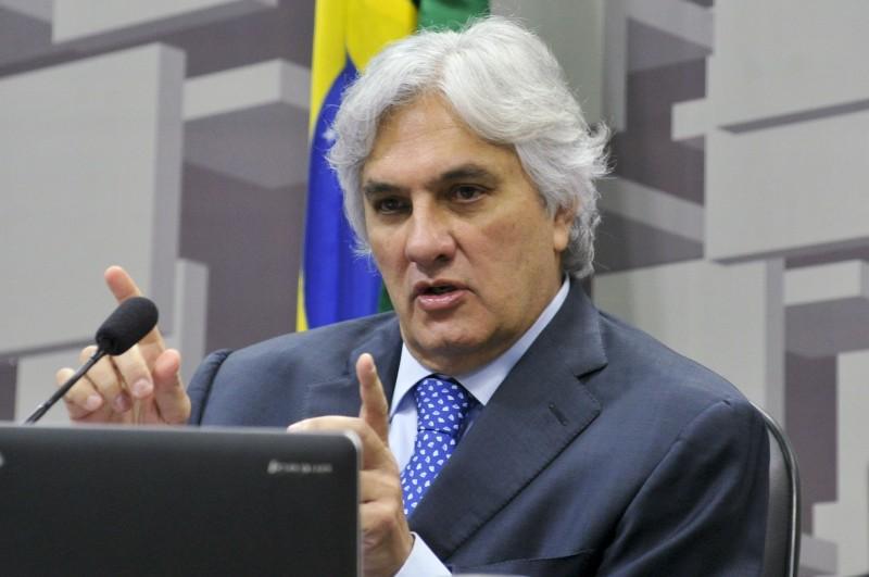 Delcídio Amaral prestou novo depoimento à força-tarefa da Operação Lava Jato