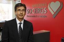 Gustavo Glotz de Lima é o novo presidente da Sociedade de Cardiologia do Rio Grande do Sul