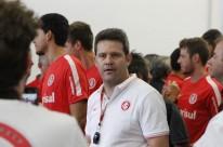 Reapresentação do Inter no Beira-Rio.    na foto: Argel ( técnico )