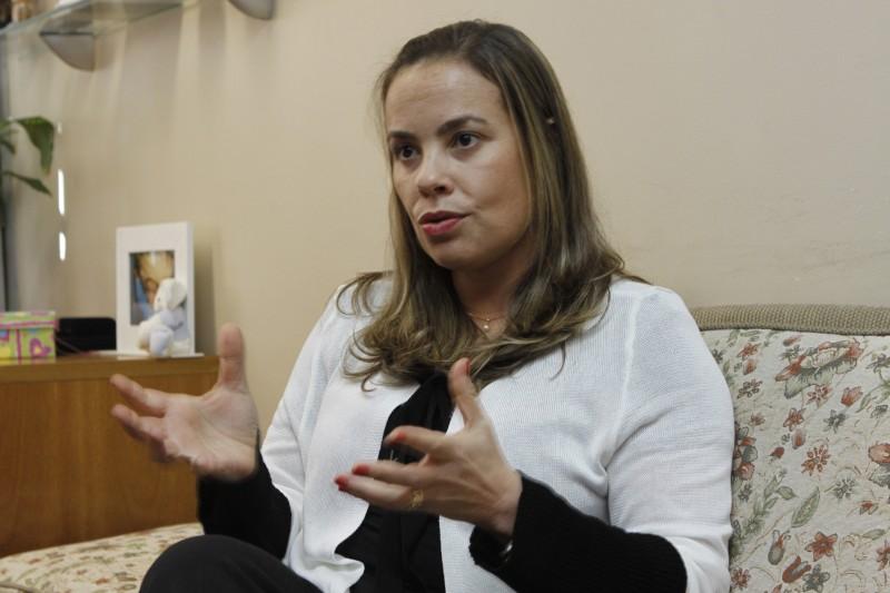 Deputada Juliana Brizola colocou seu nome à disposição do partido