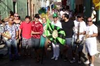 Maria do Bairro completa uma década homenageando Mestre Pernambuco