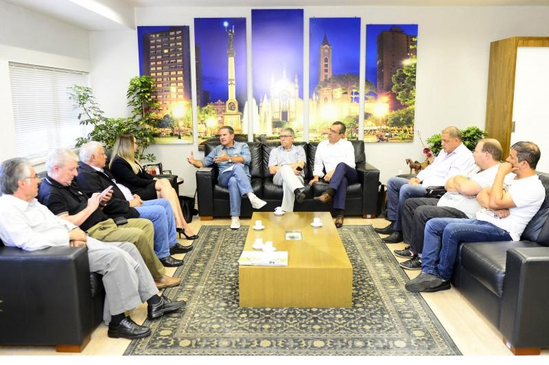 Reunião na prefeitura apenas confirmou a decisão da empresa