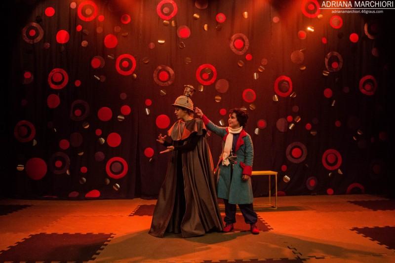 As aventuras do Pequeno Príncipe tem sessões no Teatro do Sesc