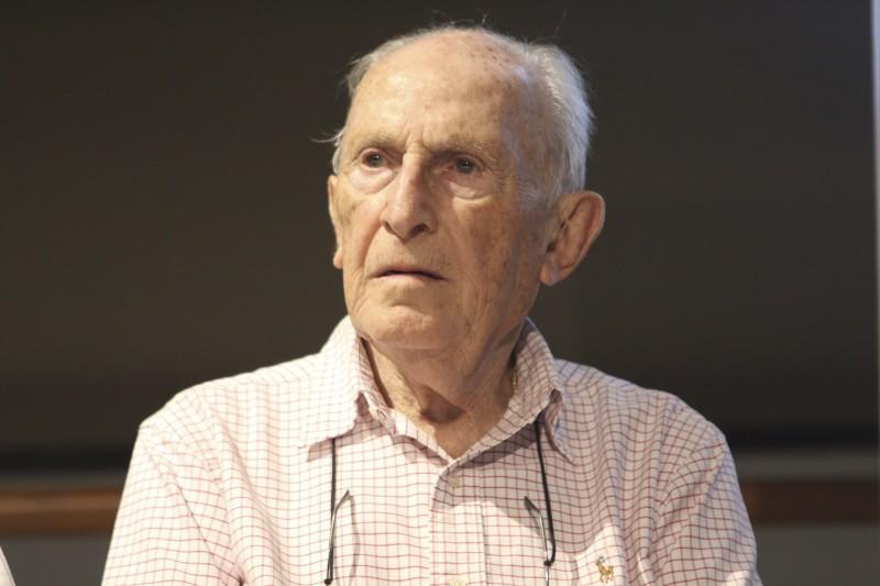 Stanton reencontrou familiares na Inglaterra após a guerra