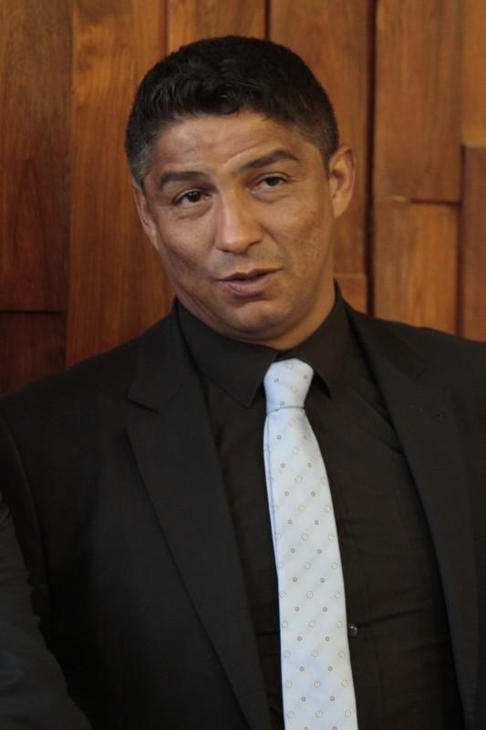 Mário Jardel, do PSD, é alvo  da Operação Gol Contra