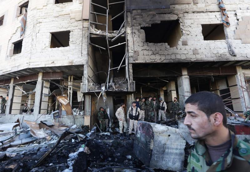 Explosões ocorreram em subúrbio predominantemente xiita