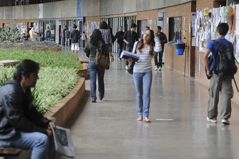 Neste semestre, o Fies ofereceu 150.538 vagas para 1.599 instituições