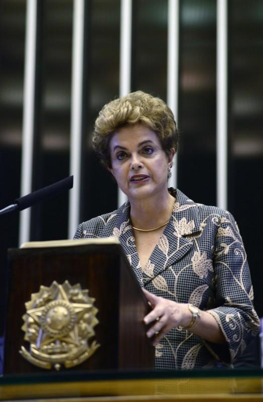 Dilma afirmou que texto da proposta será construído em conjunto