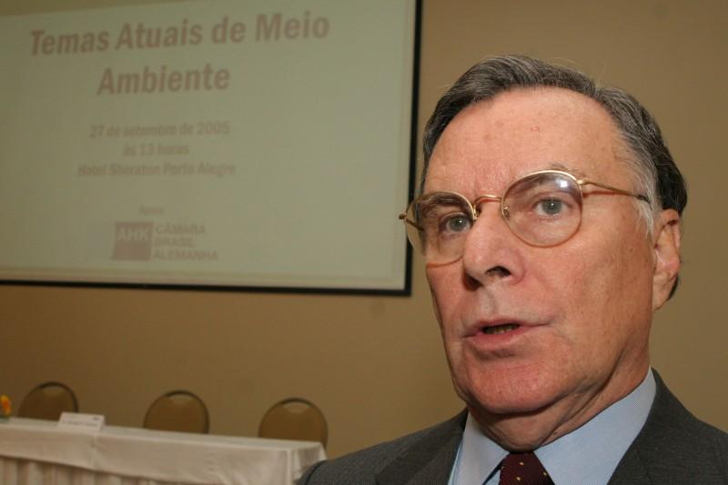 Sociólogo foi ministro no governo de Fernando Henrique Cardoso