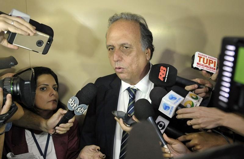 É uma antecipação de royalties, diz o governador Luiz Fernando Pezão