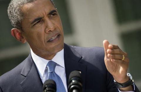 Obama já havia se pronunciado pedindo pressa no desenvolvimento de uma vacina